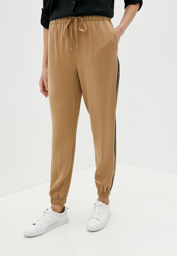 женские повседневные брюки ice play, бежевые