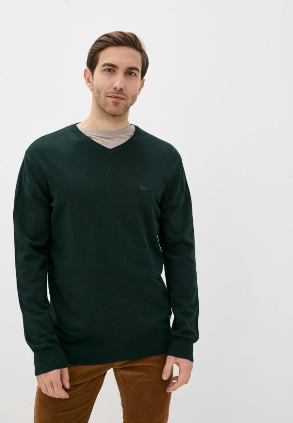мужской пуловер iclub, зеленый