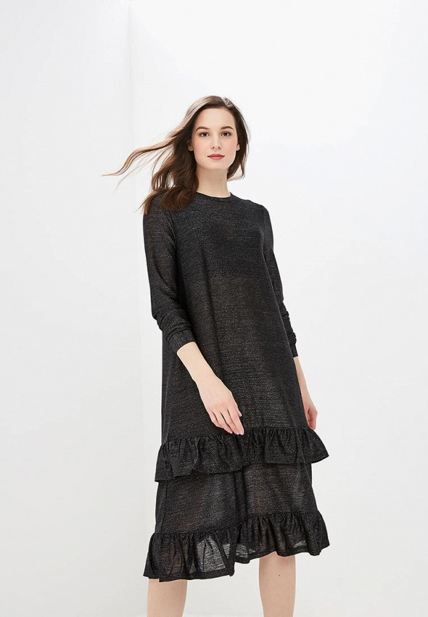 Платье Ichi Ichi IC314EWDBIT0 недорго, оригинальная цена