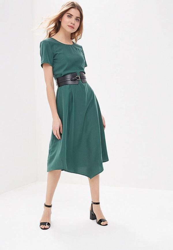 Платье Ichi Ichi IC314EWEELI0 недорго, оригинальная цена