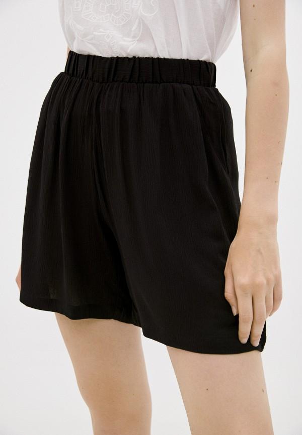 женские повседневные шорты ichi, черные
