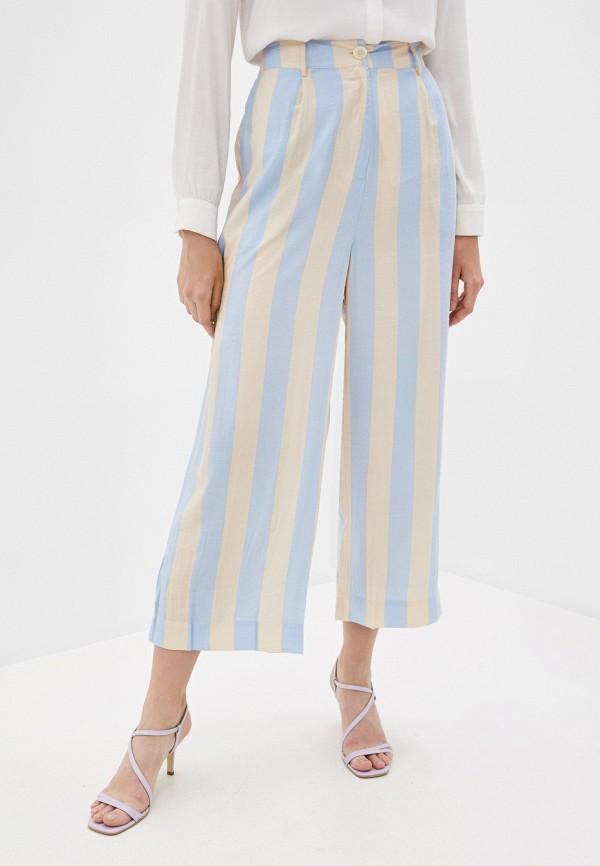 женские повседневные брюки ichi, разноцветные