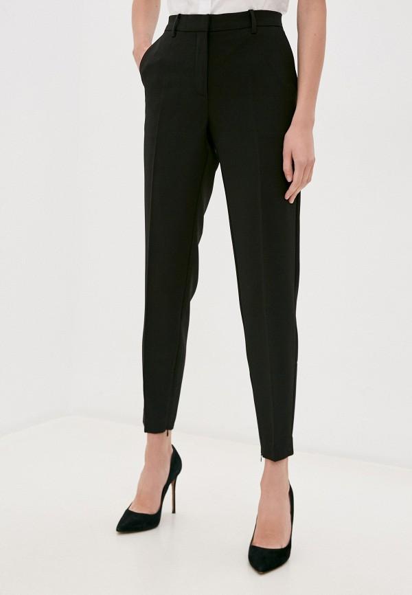 женские классические брюки ichi, черные