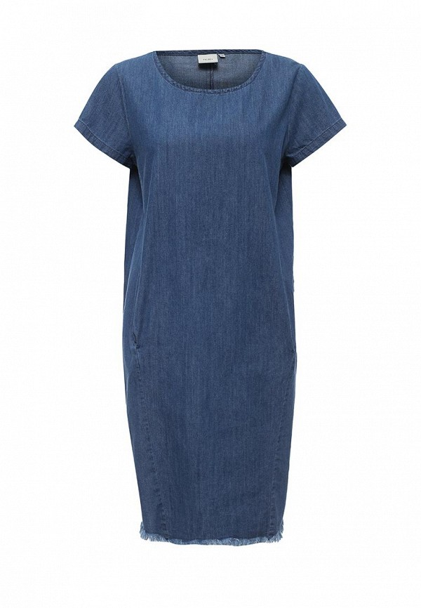 Платье Ichi Ichi IC314EWOWG32 брюки ichi ichi ic314ewzqt66