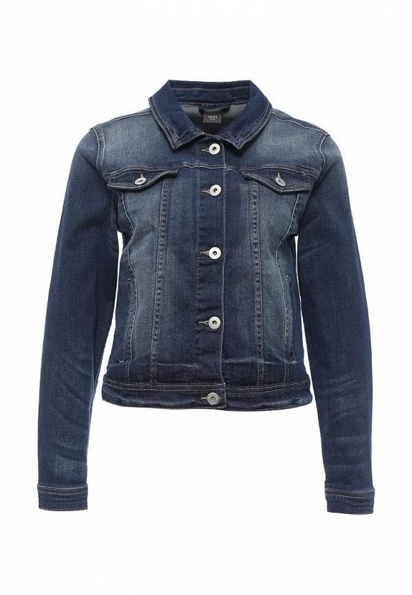 Куртка джинсовая Ichi Ichi IC314EWOWG78 куртка ichi ichi ic314ewzqt85