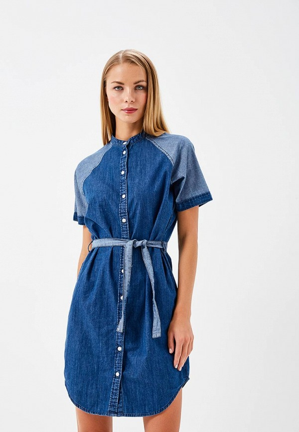 Платье джинсовое Ichi Ichi IC314EWZQT72