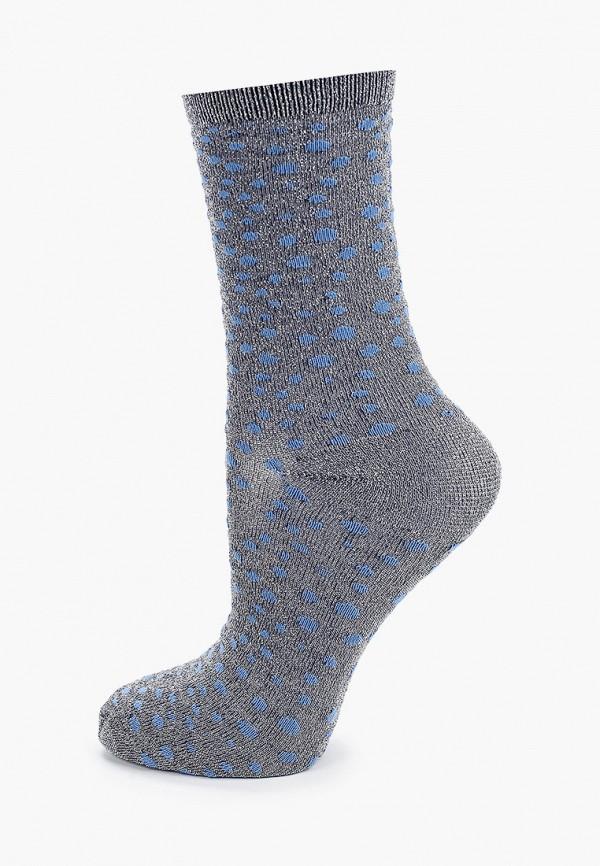 женские носки ichi, серые