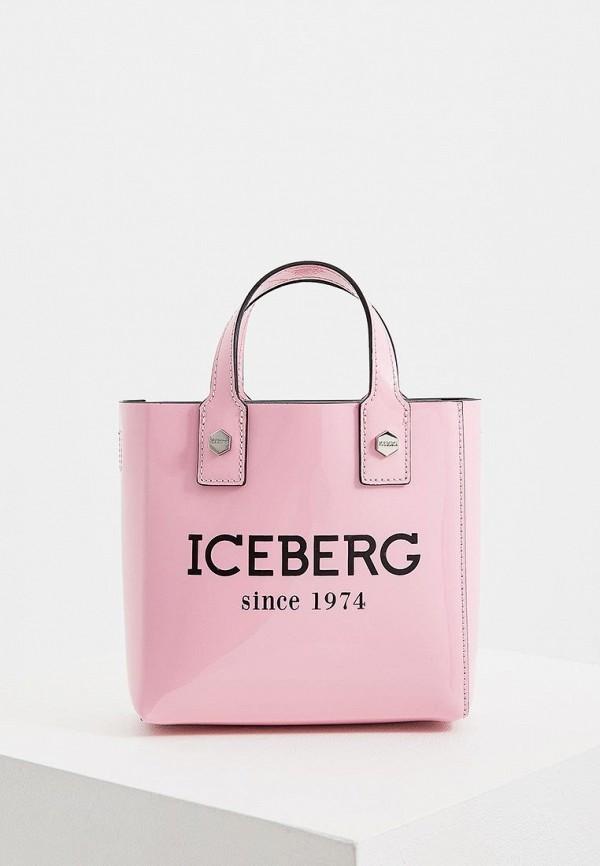 цена Сумка Iceberg Iceberg IC461BWEPNI2