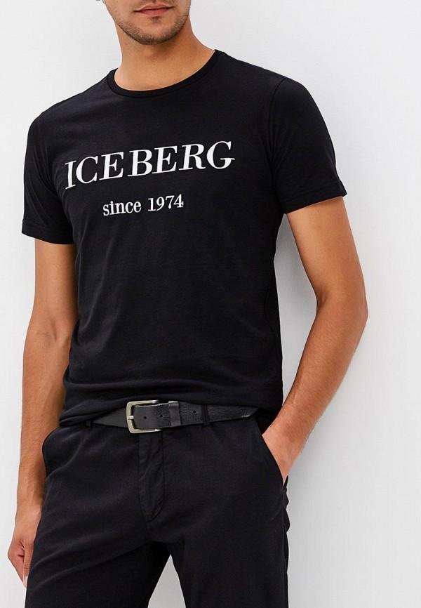 Футболка Iceberg Iceberg IC461EMBQOO2 футболка iceberg iceberg ic461embqon7