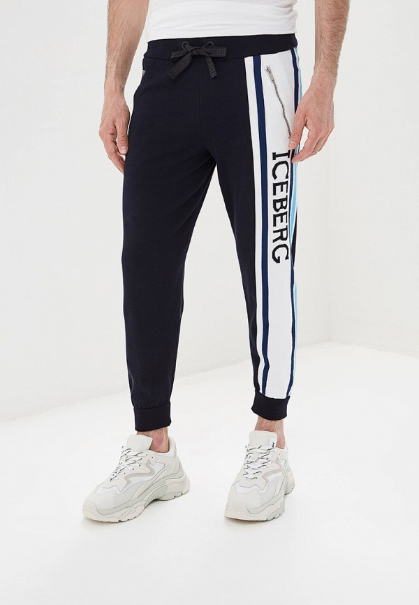 мужские спортивные брюки iceberg, синие
