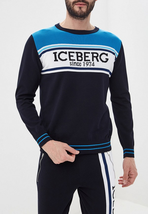 Джемпер Iceberg Iceberg IC461EMEPUG6 джемпер iceberg iceberg ic461emepug7
