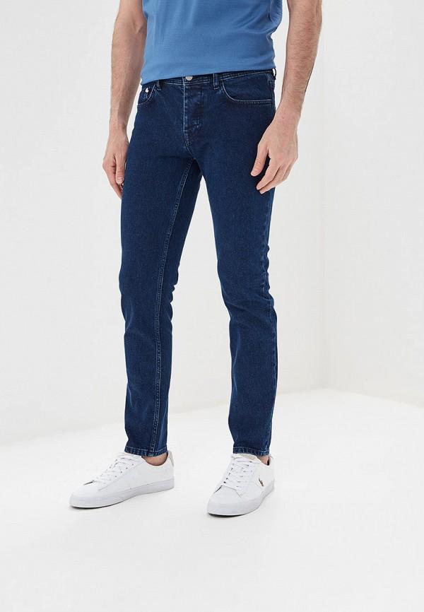 мужские прямые джинсы iceberg, синие