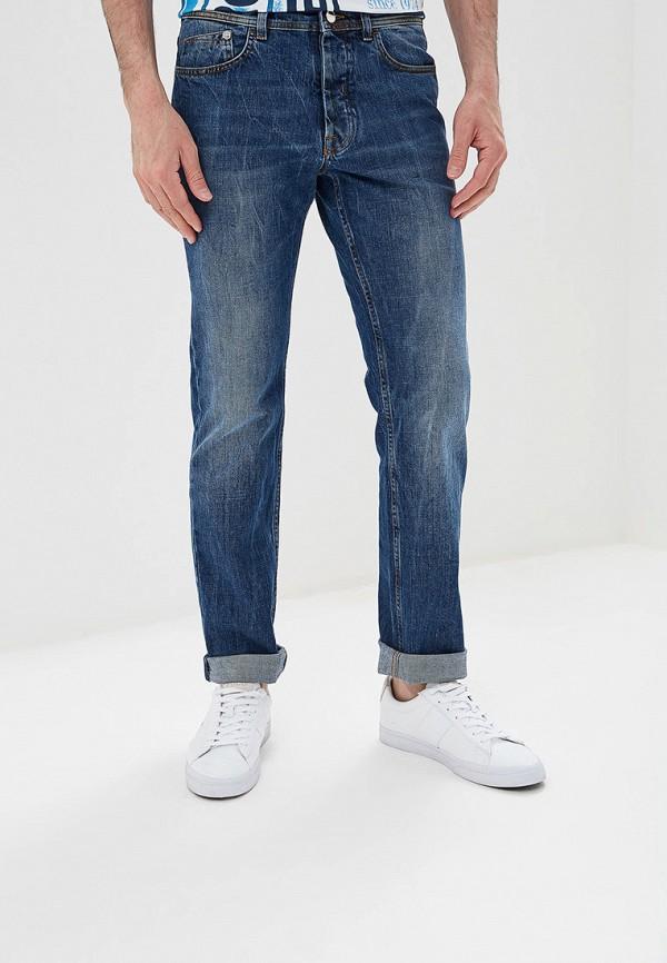 Фото - мужские джинсы Iceberg голубого цвета