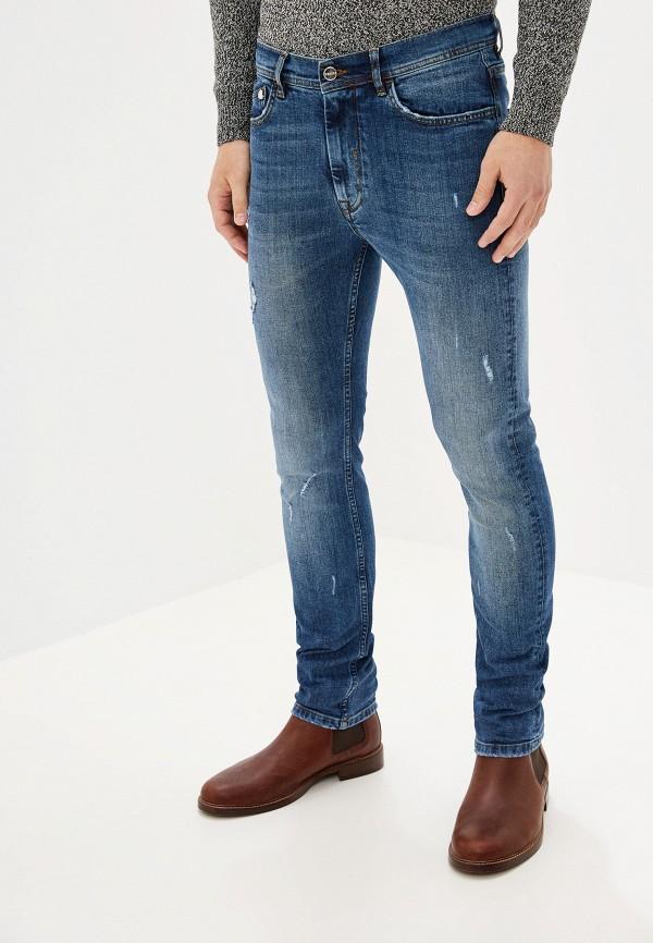 мужские джинсы iceberg, синие