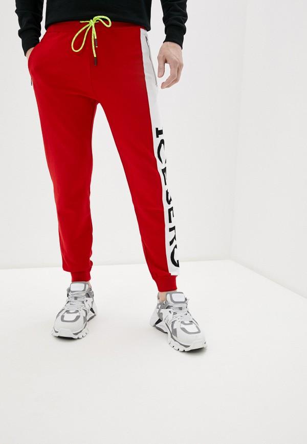 мужские спортивные брюки iceberg, красные