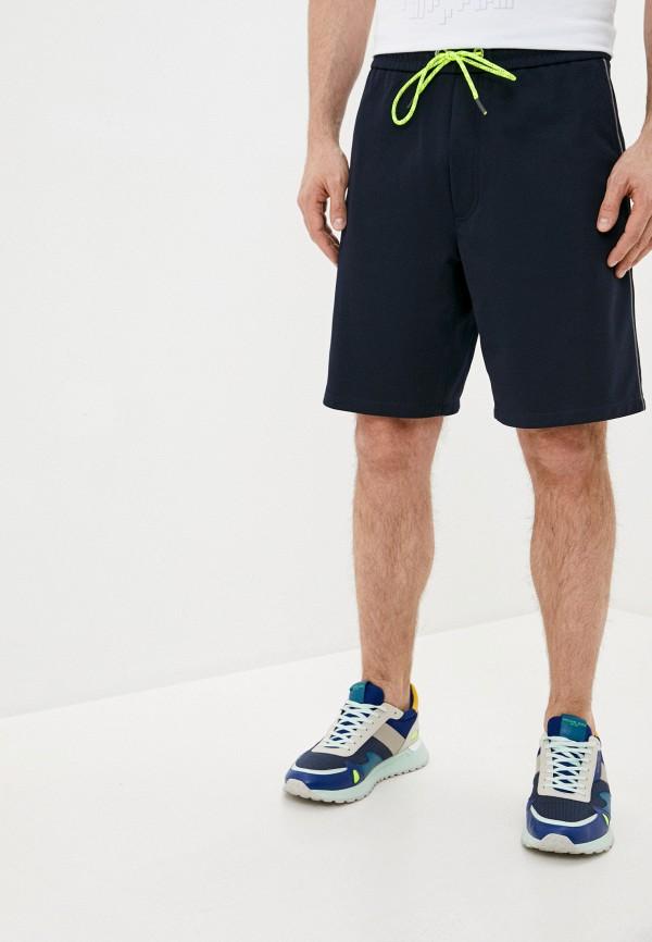 мужские спортивные шорты iceberg, синие