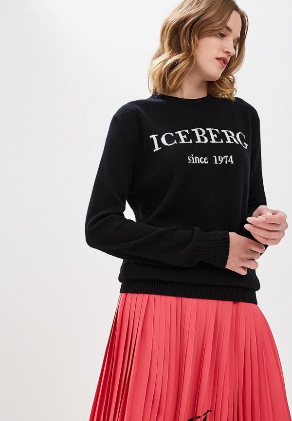 Фото - Джемпер Iceberg Iceberg IC461EWBQKY4 худи print bar iceberg