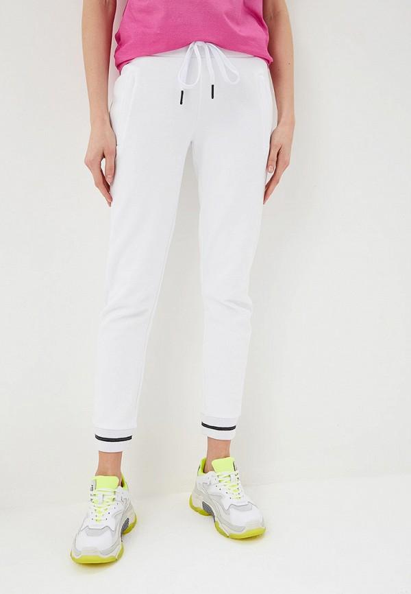 женские спортивные спортивные брюки iceberg, белые
