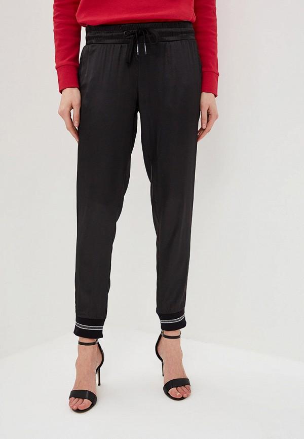женские брюки iceberg, черные
