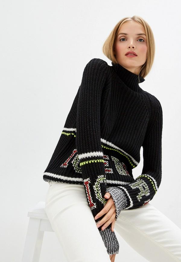 женский свитер iceberg, черный