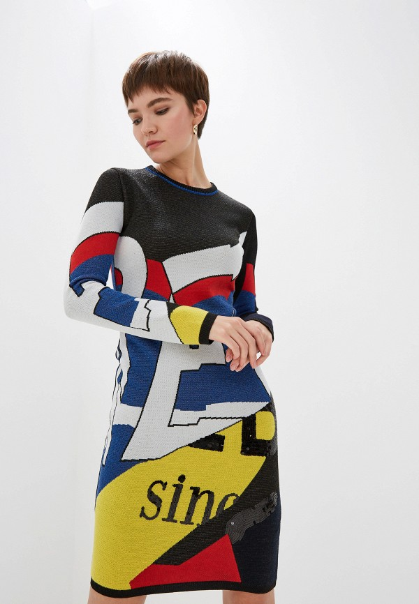 Платье Iceberg Iceberg IC461EWFUUV5 цены