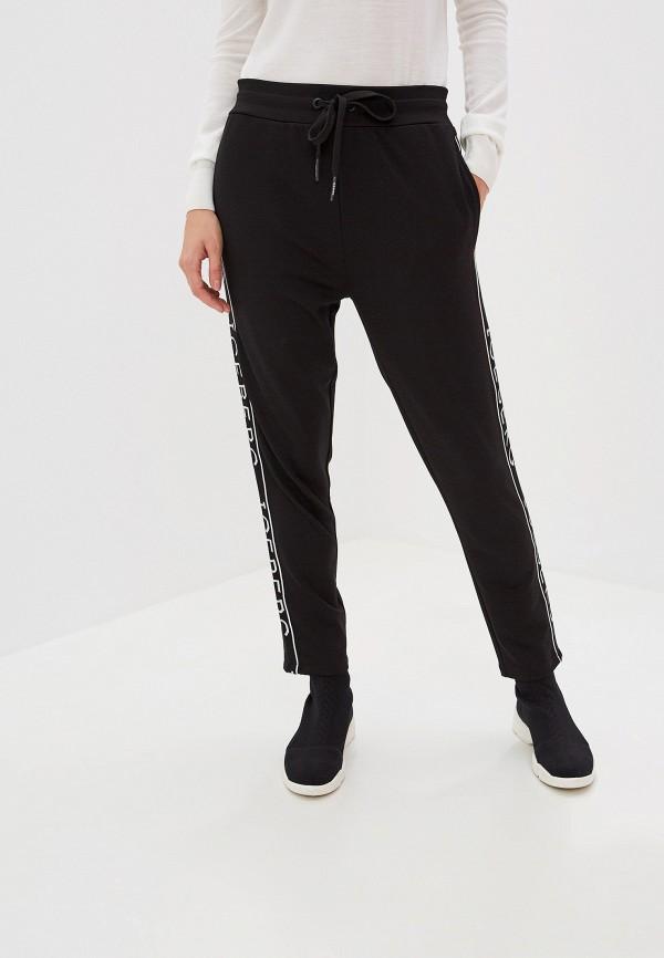 женские спортивные спортивные брюки iceberg, черные