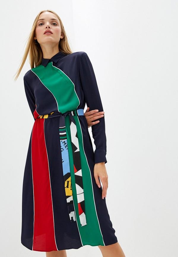 цена Платье Iceberg Iceberg IC461EWFUUX4 онлайн в 2017 году