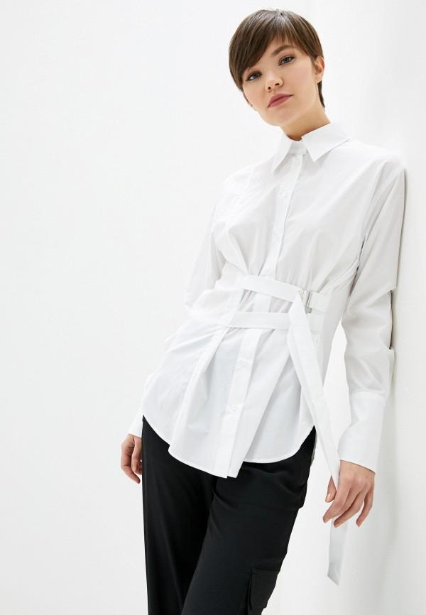 женская блузка iceberg, белая