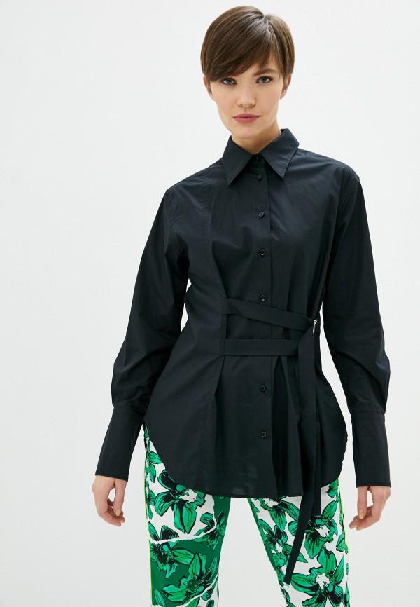 женская блузка iceberg, черная