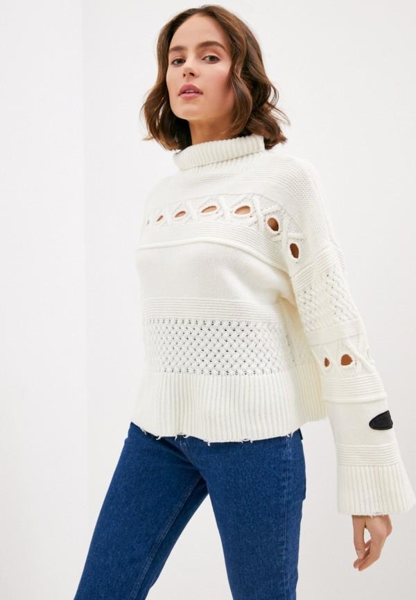 женский свитер iceberg, белый