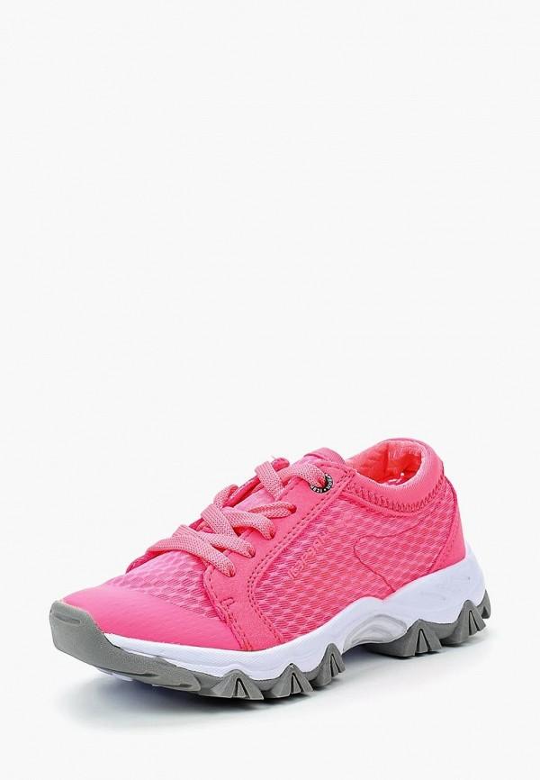 кроссовки icepeak для девочки, розовые