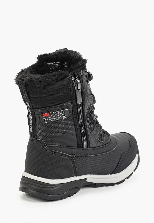 Фото 3 - Ботинки Icepeak черного цвета