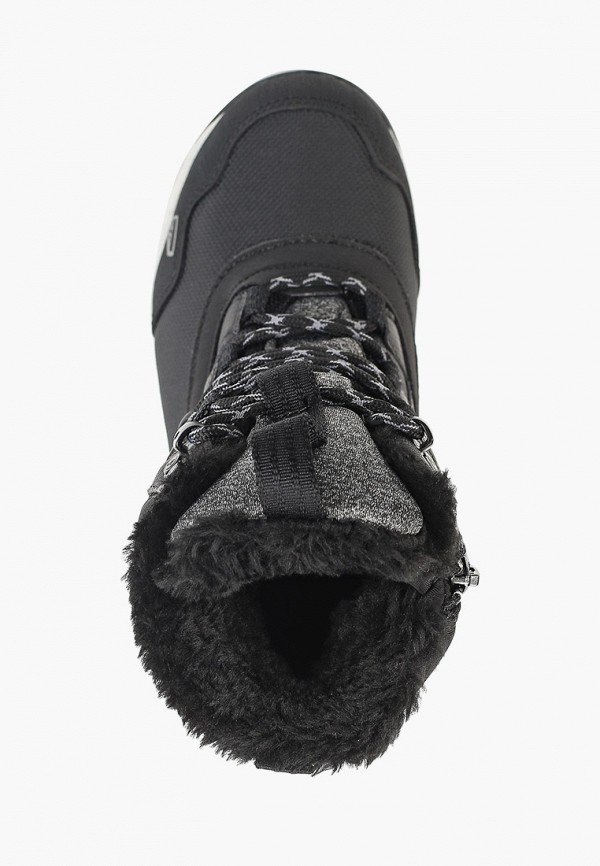 Фото 4 - Ботинки Icepeak черного цвета
