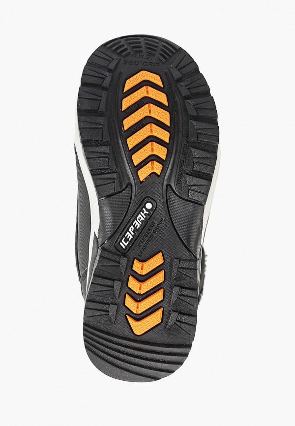 Фото 5 - Ботинки Icepeak черного цвета