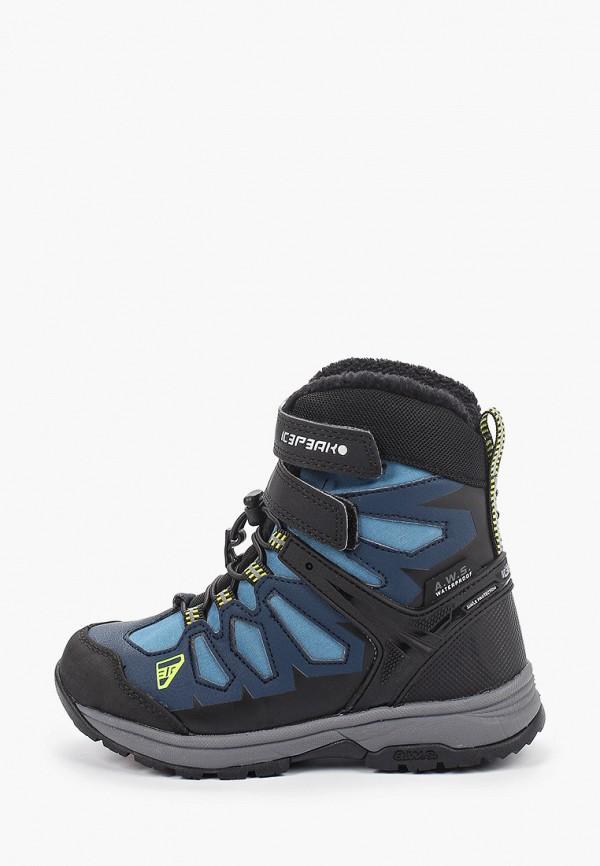 ботинки icepeak малыши, синие