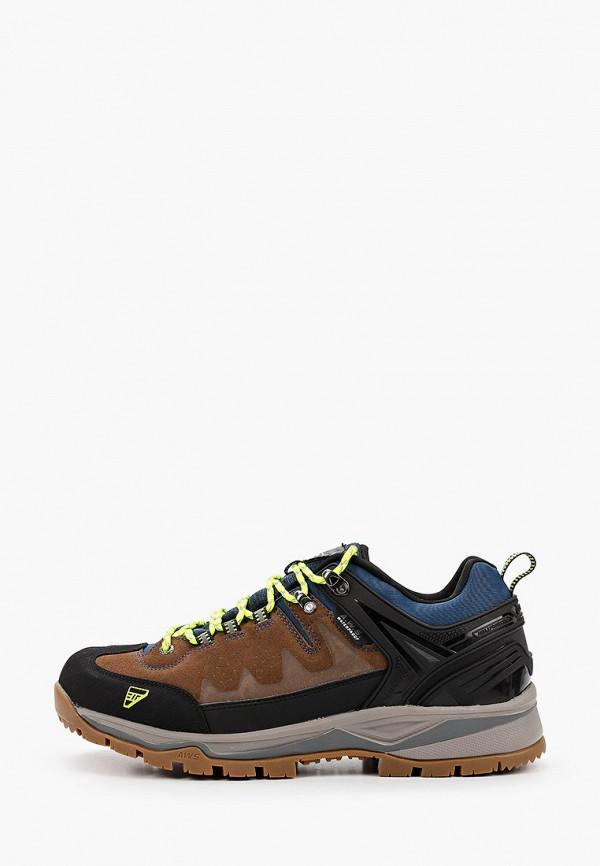 мужские ботинки icepeak, коричневые