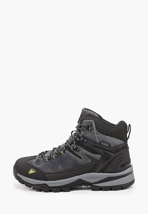 мужские ботинки icepeak, серые