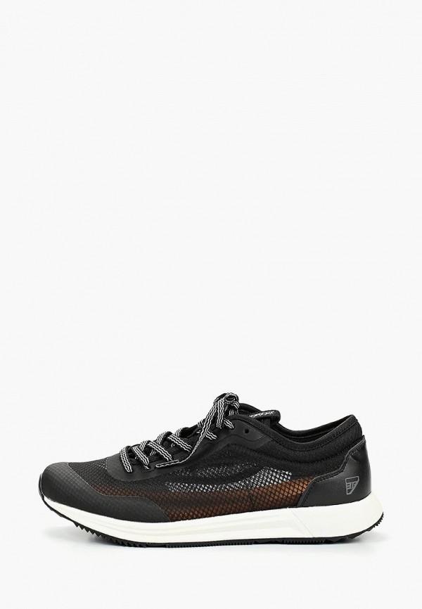 женские кроссовки icepeak, черные