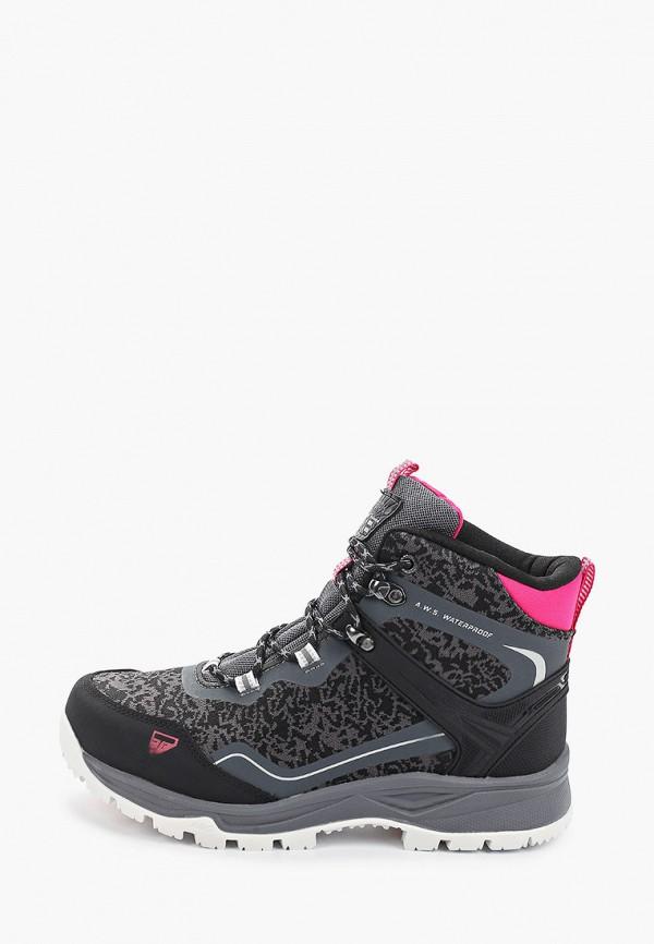 женские ботинки icepeak, серые