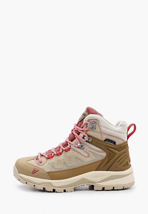 женские ботинки icepeak, бежевые