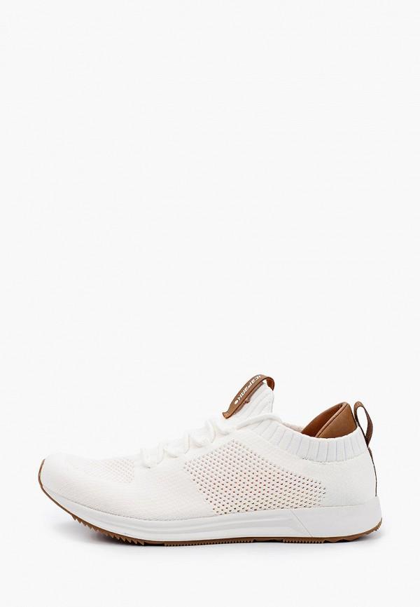 женские низкие кроссовки icepeak, белые