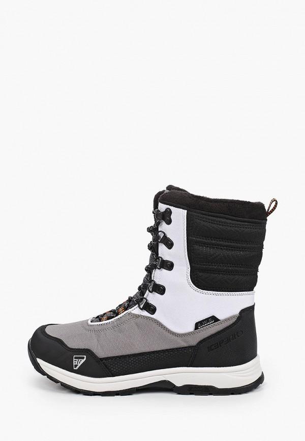 женские ботинки icepeak, разноцветные