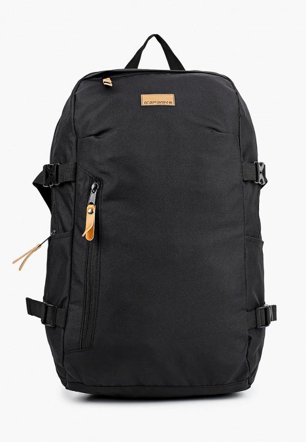 женский рюкзак icepeak, черный