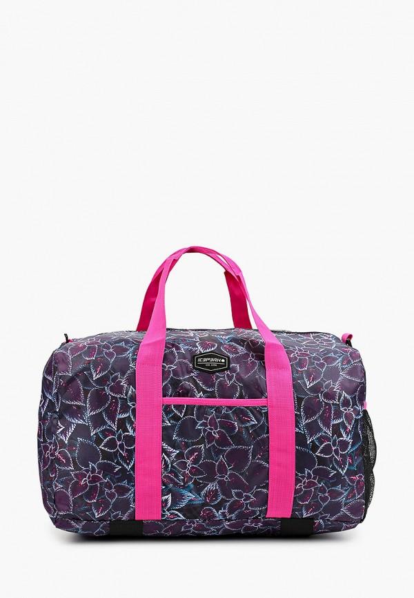 Фото - Сумку спортивная Icepeak фиолетового цвета