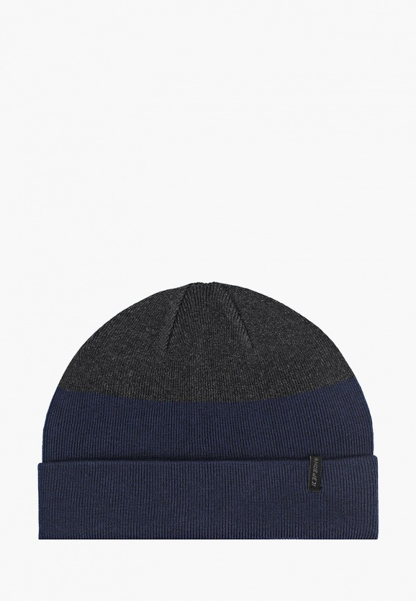 мужская шапка icepeak, синяя