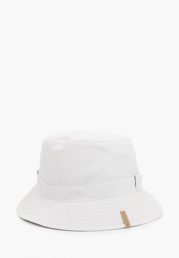 женская панама icepeak, белая
