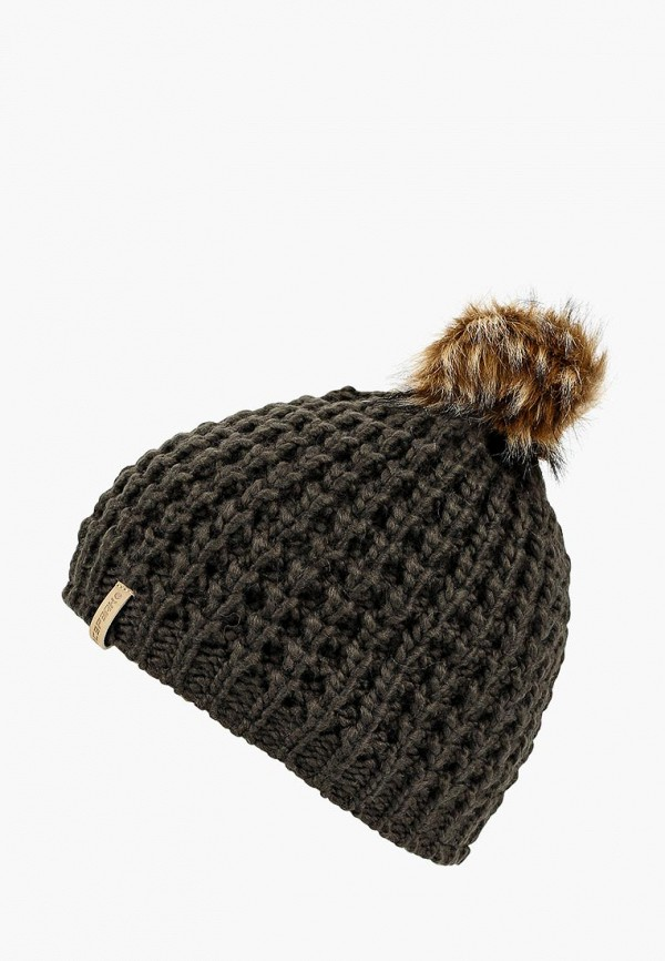 Шапка Icepeak Icepeak IC647CWCOHG8 шапка truespin abc pompom beanie black yellow i