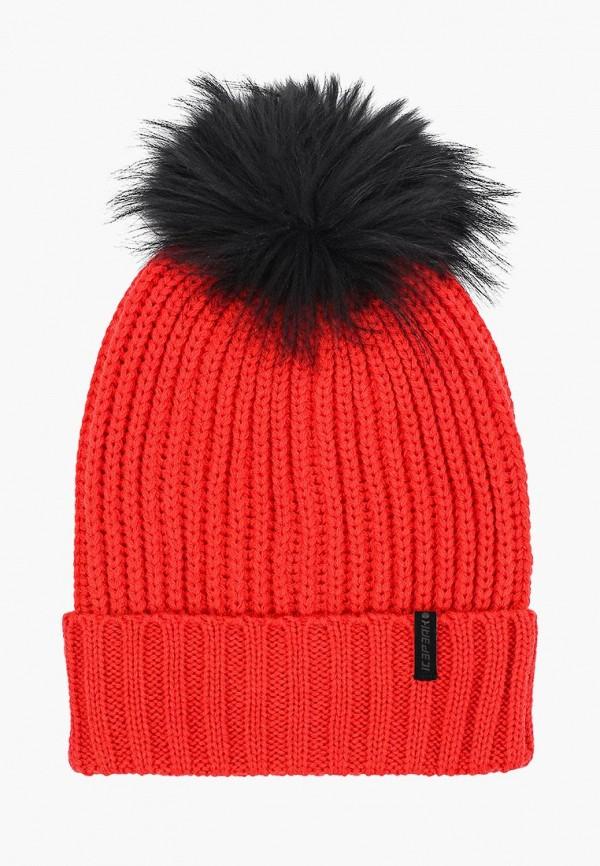 Шапка Icepeak Icepeak IC647CWERSR0 шапка женская icepeak цвет серебристый 655808865iv размер универсальный