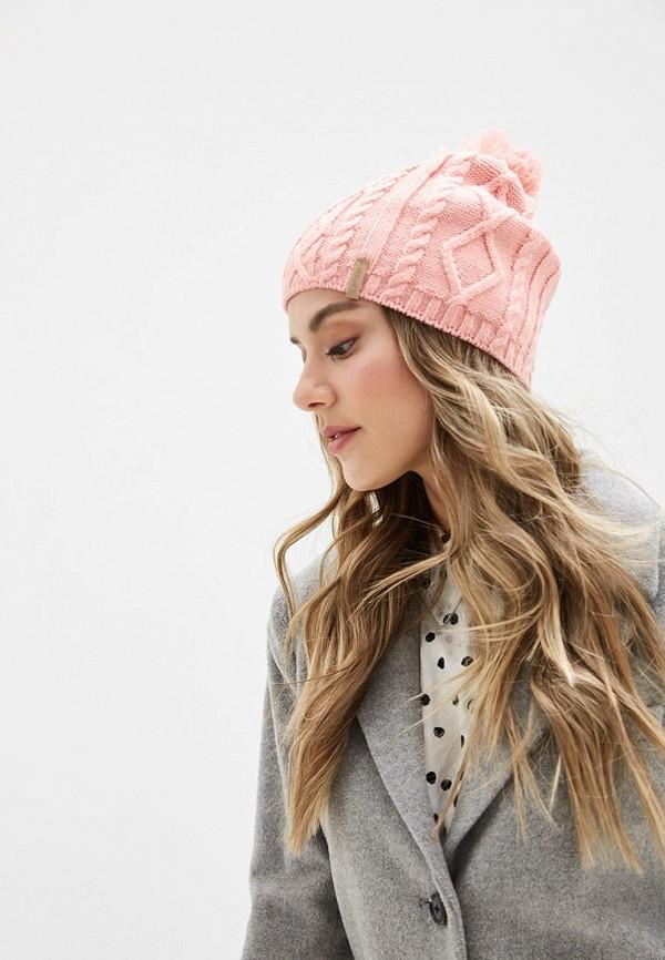 Фото 3 - Шапку Icepeak розового цвета
