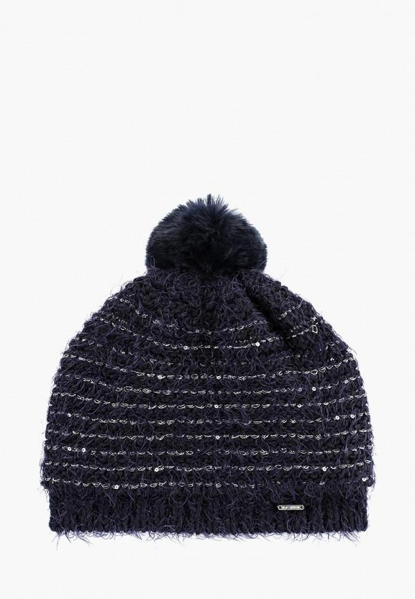 мужская шапка icepeak, фиолетовая